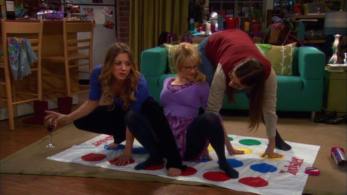 game played on big bang theory