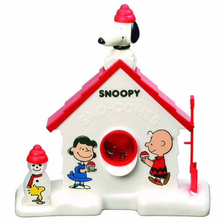 What the Snoopy Ice Cone Machine Really Unveils About Sheldon, Leonard, Raj and Howard
